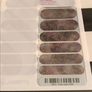Jamberry wrap- Fine Lines